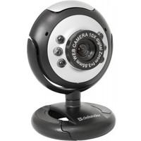 Камера Web Defender C-110 0.3 Мп, подсветка, кнопка фото (63110). Интернет-магазин Vseinet.ru Пенза