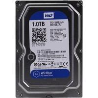 Жесткий диск HDD  Western Digital Blue WD10EZRZ 1000Гб, SATA 6Gb/s, 5400 об/мин, 64 Мб. Интернет-магазин Vseinet.ru Пенза