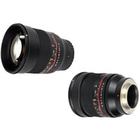 Samyang Samsung NX 85 mm F/1.4 AS IF UMC. Интернет-магазин Vseinet.ru Пенза