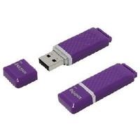 Флешка SmartBuy Quartz  SB8GBQZ-V 8Гб,  USB 2.0, фиолетовый (SB8GBQZ-V). Интернет-магазин Vseinet.ru Пенза