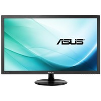 "Монитор Asus 23.6"" VP247H черный TN+film LED 1ms 16:9 DVI HDMI M/M матовая 250cd 1920x1080 D-Sub FHD. Интернет-магазин Vseinet.ru Пенза"
