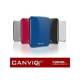 "Жесткий диск Toshiba USB 3.0 500Gb HDTP205EK3AA Canvio Ready 2.5"" черный"