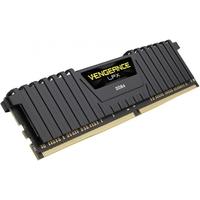 Модуль памяти  Corsair Vengeance, DDR4, 8Гб, 2666МГц, 16-18-18-35 (CMK8GX4M1A2666C16). Интернет-магазин Vseinet.ru Пенза