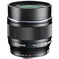 Olympus M.Zuiko Digital ED 75 mm F/1.8 for PEN Black. Интернет-магазин Vseinet.ru Пенза