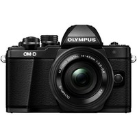 Olympus OM-D E-M10 Mark II Pancake Kit 14-42 mm F/3.5-5.6 EZ Black. Интернет-магазин Vseinet.ru Пенза