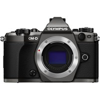Olympus OM-D E-M5 Mark II Body Limited Edition Titanium. Интернет-магазин Vseinet.ru Пенза