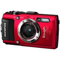 Olympus Stylus Tough TG-4 Red. Интернет-магазин Vseinet.ru Пенза