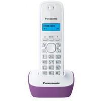 Радиотелефон PANASONIC KX-TG1611RUF, фиолетовый и белый. Интернет-магазин Vseinet.ru Пенза