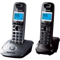 Радиотелефон PANASONIC KX-TG2512RU2, титан. Интернет-магазин Vseinet.ru Пенза