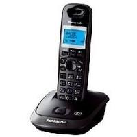 Радиотелефон PANASONIC KX-TG2521RUT, темно-серый металлик. Интернет-магазин Vseinet.ru Пенза