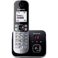 Радиотелефон PANASONIC KX-TG6821RUB, черный. Интернет-магазин Vseinet.ru Пенза