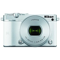 Nikon 1 J5 Kit 10-30 mm F/3.5-5.6 VR PD-Zoom White-Silver (гарантия Nikon). Интернет-магазин Vseinet.ru Пенза