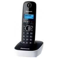 Радиотелефон PANASONIC KX-TG1611RUW, белый и черный. Интернет-магазин Vseinet.ru Пенза