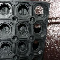 Коврик резиновый грязезащ. со сквозн.отверстиями (500х1500 мм) толщ.16мм РТИ. Интернет-магазин Vseinet.ru Пенза