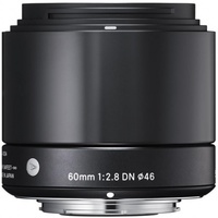 Sigma AF 60 mm F/2.8 DN A for Micro Four Thirds Silver (официальная гарантия Sigma). Интернет-магазин Vseinet.ru Пенза
