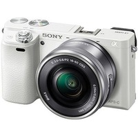 Sony Alpha A6000 Kit 16-50 mm F/3.5-5.6 E OSS PZ White. Интернет-магазин Vseinet.ru Пенза