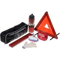 Набор автомобилиста Базовый 6 предметов, пластиковый огнетушитель   1226961. Интернет-магазин Vseinet.ru Пенза