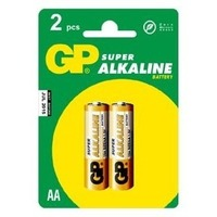 Батарея GP Super Alkaline 15A LR6 AA (2шт) GP 15A-U2. Интернет-магазин Vseinet.ru Пенза