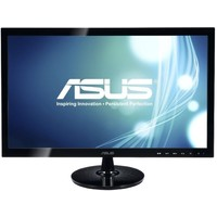 "Монитор Asus 24"" VS248HR черный TN+film LED 16:9 DVI HDMI матовая 250cd 1920x1080 D-Sub FHD 4.1кг. Интернет-магазин Vseinet.ru Пенза"