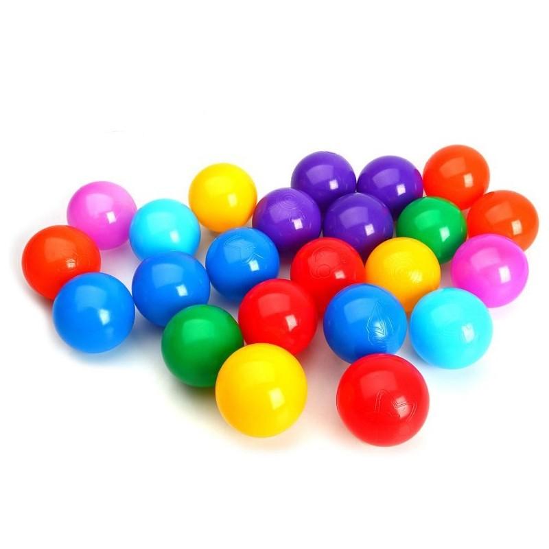 Набор шаров для бассейна (90 шт) 1180345, Крошка Я