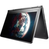 "Ноутбук-трансформер LENOVO ThinkPad Yoga 12, 12.5"", Intel Core i5 5200U, 2.2ГГц, 8Гб, 1000Гб, 16Гб SSD, Intel HD Graphics 5500, Windows 8.1, черный [20dl003frt]. Интернет-магазин Vseinet.ru Пенза"