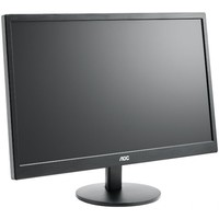 "Монитор AOC 23.6"" E2470Swh черный TN+film LED 16:9 DVI HDMI M/M матовая 250cd 1920x1080 D-Sub FHD. Интернет-магазин Vseinet.ru Пенза"