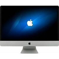 "Моноблок Apple iMac MK462RU/A 27"" HSXGA i5 6500 (3.2)/8Gb/1Tb/R9 380 2Gb/CR/Mac OS X/GbitEth/WiFi/BT/клавиатура/мышь/Cam/серебристый/черный 5120x2880. Интернет-магазин Vseinet.ru Пенза"