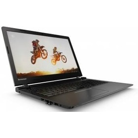 "Ноутбук LENOVO IdeaPad 100-15IBY, 15.6"", Intel Celeron N2840, 2.16ГГц, 2Гб, 250Гб, Intel HD Graphics , Windows 10, черный [80mj00mjrk]"