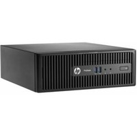 Компьютер HP ProDesk 400 G2.5, Intel Core i3 4170, DDR3L 4Гб, 500Гб, Intel HD Graphics 4400, DVD-RW, Windows 7 Professional, черный [m3x16ea]. Интернет-магазин Vseinet.ru Пенза