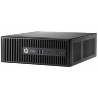 Компьютер HP ProDesk 400 G2.5, Intel Core i5 4590S, DDR3L 4Гб, 500Гб, Intel HD Graphics 4600, DVD-RW, Windows 7 Professional, черный [m3x13ea]. Интернет-магазин Vseinet.ru Пенза