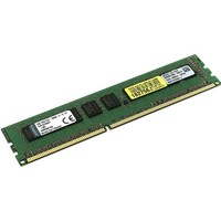 Память Kingston 4Gb DDR3 (KVR13LE9S8/4) DIMM ECC U PC3-10600 CL9. Интернет-магазин Vseinet.ru Пенза