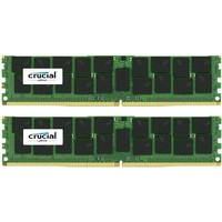Crucial PC4-17000 DIMM DDR4 2133MHz ECC Reg 1.2V CL15 - 32Gb KIT (2x16) CT2K16G4RFD4213. Интернет-магазин Vseinet.ru Пенза