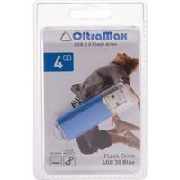 4Gb - OltraMax 30 Blue OM004GB30-Bl. Интернет-магазин Vseinet.ru Пенза