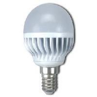 ECOLA K4GV54ELC LED 5,4W G45 220V E14 4000K шар (композит) 77х45. Интернет-магазин Vseinet.ru Пенза