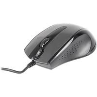 Мышь A4Tech N-500F V-Track проводная, USB, черная. Интернет-магазин Vseinet.ru Пенза