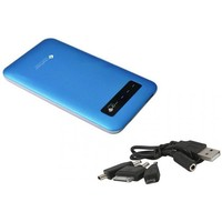 CasePower A34 Slim Power Booster 4000 mAh Blue CASE-352-BLUE. Интернет-магазин Vseinet.ru Пенза
