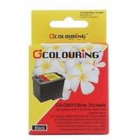 Colouring CG-C9351CE №21 Black для HP DJ 3920/3940/PSC1410. Интернет-магазин Vseinet.ru Пенза