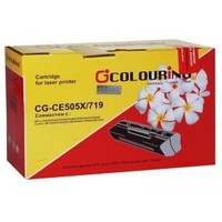 Colouring CG-CE505X/719 для HP LJ P2050/P2055/P2055D/P2055DN/Canon LBP 6300dn/6650dn/MF5840dn/5880dn/MF5940. Интернет-магазин Vseinet.ru Пенза