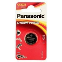 CR2025 - Panasonic Lithium Power CR-2025EL/1B CR2025 BL1 (1 штука). Интернет-магазин Vseinet.ru Пенза