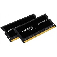 Kingston HyperX Impact PC3-17000 SO-DIMM DDR3L 2133MHz - 16Gb KIT (2x8Gb) HX321LS11IB2K2/16. Интернет-магазин Vseinet.ru Пенза