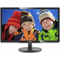 "Монитор Philips 20.7"" 216V6LSB2 (10/62) черный TN+film LED 5ms 16:9 матовая 200cd 1920x1080 D-Sub 2.61кг. Интернет-магазин Vseinet.ru Пенза"