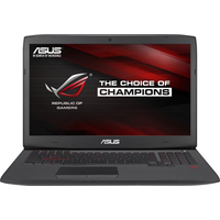 "Ноутбук Asus G751JY-T7397T Core i7 4750HQ/2.4Gb/2Tb/SSD256Gb/Blu-Ray/nVidia GeForce GTX 980M 4Gb/17.3""/IPS/FHD (1920x1080)/Windows 10 64/black/WiFi/BT/Cam/6000mAh. Интернет-магазин Vseinet.ru Пенза"