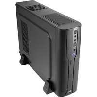 Корпус Aerocool CS-101 черный 400W miniITX 1x80mm 2xUSB3.0 audio bott PSU. Интернет-магазин Vseinet.ru Пенза