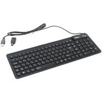Клавиатура Dialog Flex KFX-03U проводная, USB,. Интернет-магазин Vseinet.ru Пенза