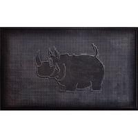 """Коврик резиновый """"Носорог"""" (400х600 мм) черный тип. КА 201-1 РТИ. Интернет-магазин Vseinet.ru Пенза"""