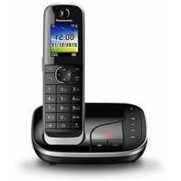Р/Телефон Dect Panasonic KX-TGJ320RUB черный автооветчик. Интернет-магазин Vseinet.ru Пенза