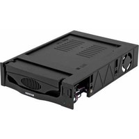 Сменный бокс AgeStar MR3-SATA(S)-1F 1fan black. Интернет-магазин Vseinet.ru Пенза