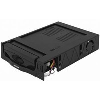 Сменный бокс AgeStar MR3-SATA(SW)-F 1fan black. Интернет-магазин Vseinet.ru Пенза