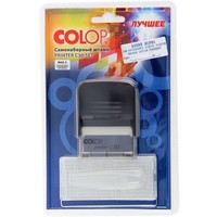 штамп автомат самонаб 5стр 2 кассы Colop Printer C30-SET черный   1266864, Colop. Интернет-магазин Vseinet.ru Пенза