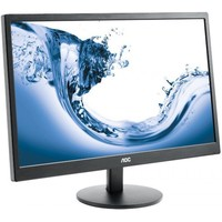 "Монитор AOC 27"" E2770Sh/01 черный TN+film LED 1ms 16:9 DVI HDMI M/M матовая 300cd 1920x1080 D-Sub FHD 4.8кг. Интернет-магазин Vseinet.ru Пенза"